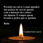 Buda explica a raiva