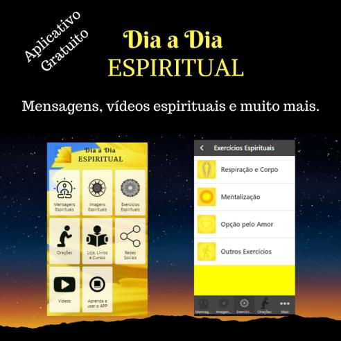 Melhor aplicativo de mensagens espirituais